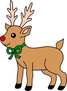 Animated Rudolph Clipart & Free Clip Art Images #20476.