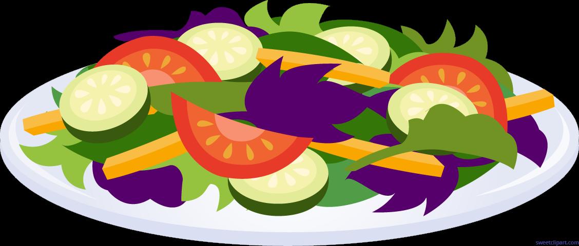 Cute Salad Cliparts 10.