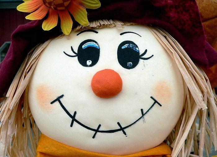 Scarecrow Makeup Ideas.