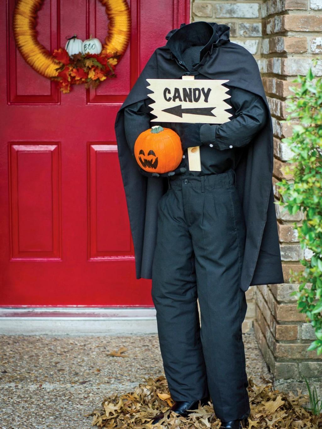 Headless Halloween HD Wallpaper.