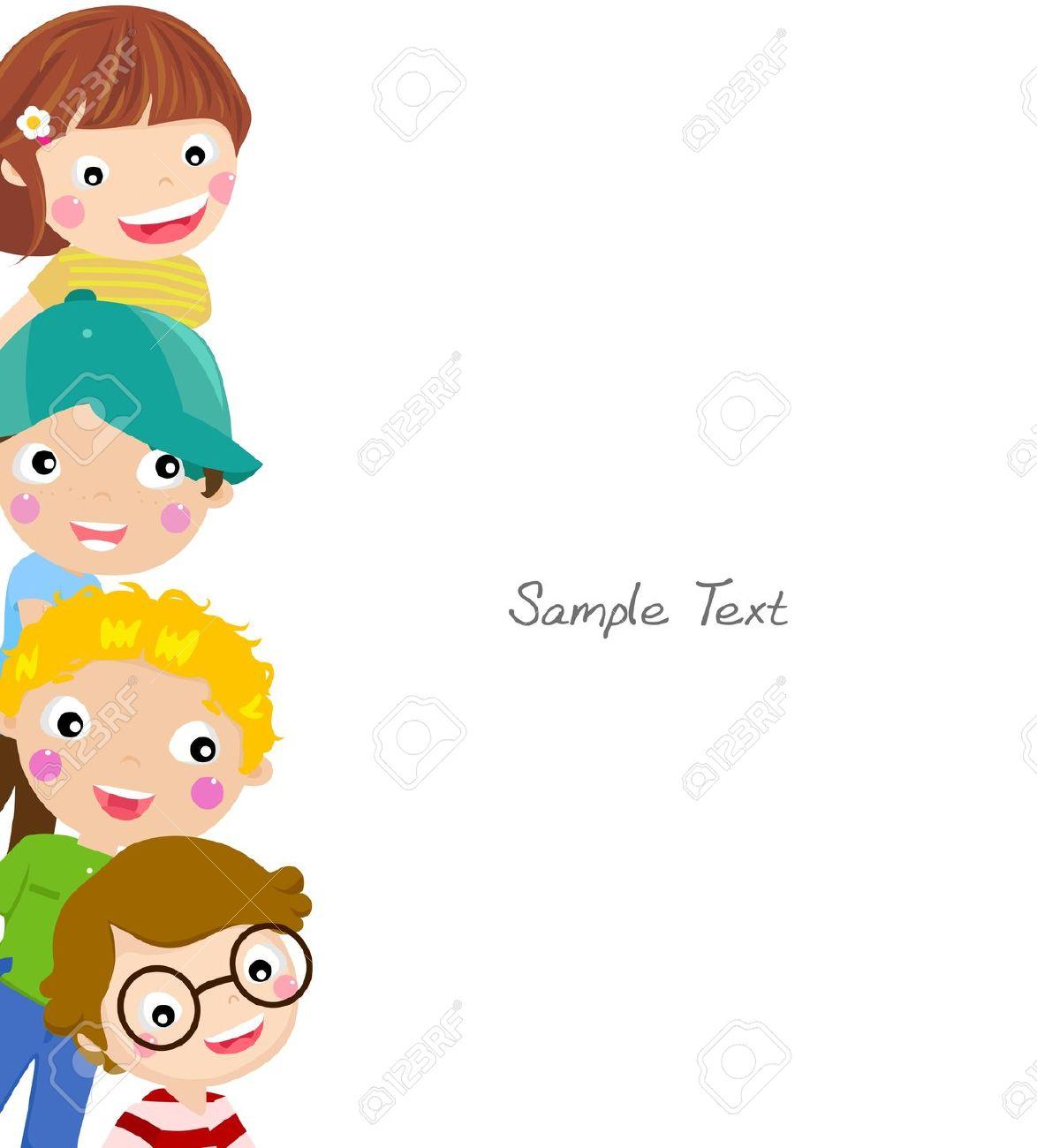 Similiar Cute School Clip Art Borders Keywords.