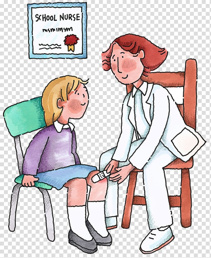 Student School nursing Health, School school illustrations.