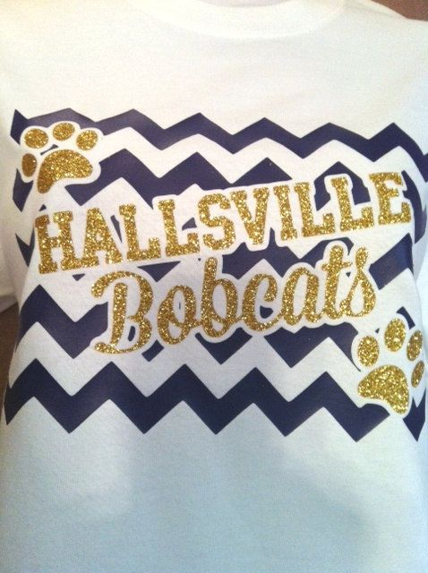 Cute School Spirit Shirt Clipart.