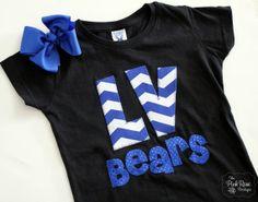 Cute School Spirit Shirt Clipart.
