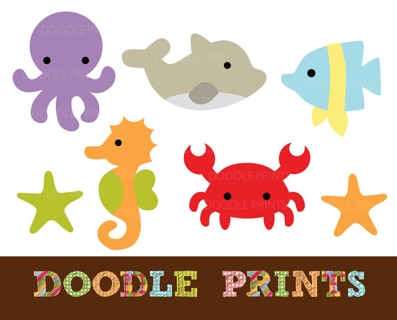 Digital Clip Art Printable.