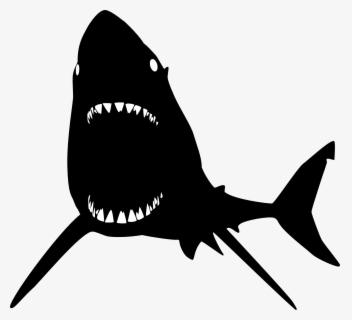 Free Cute Shark Clip Art with No Background.