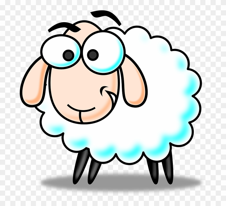 House Clipart Sheep.