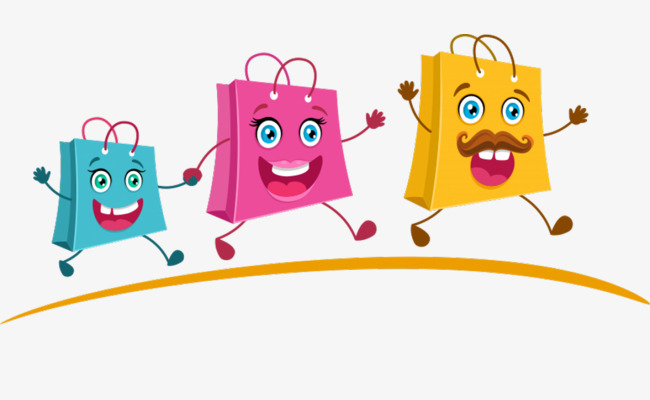 5913 Shopping free clipart.