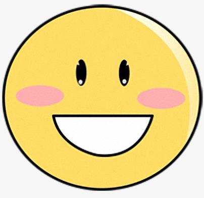 Cute Smiley Face Clipart.