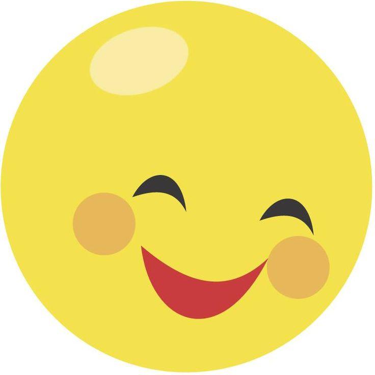 Cute Happy Face Clipart.