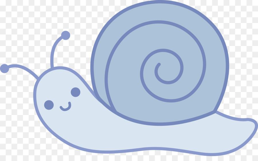 Snail Cartoon clipart.