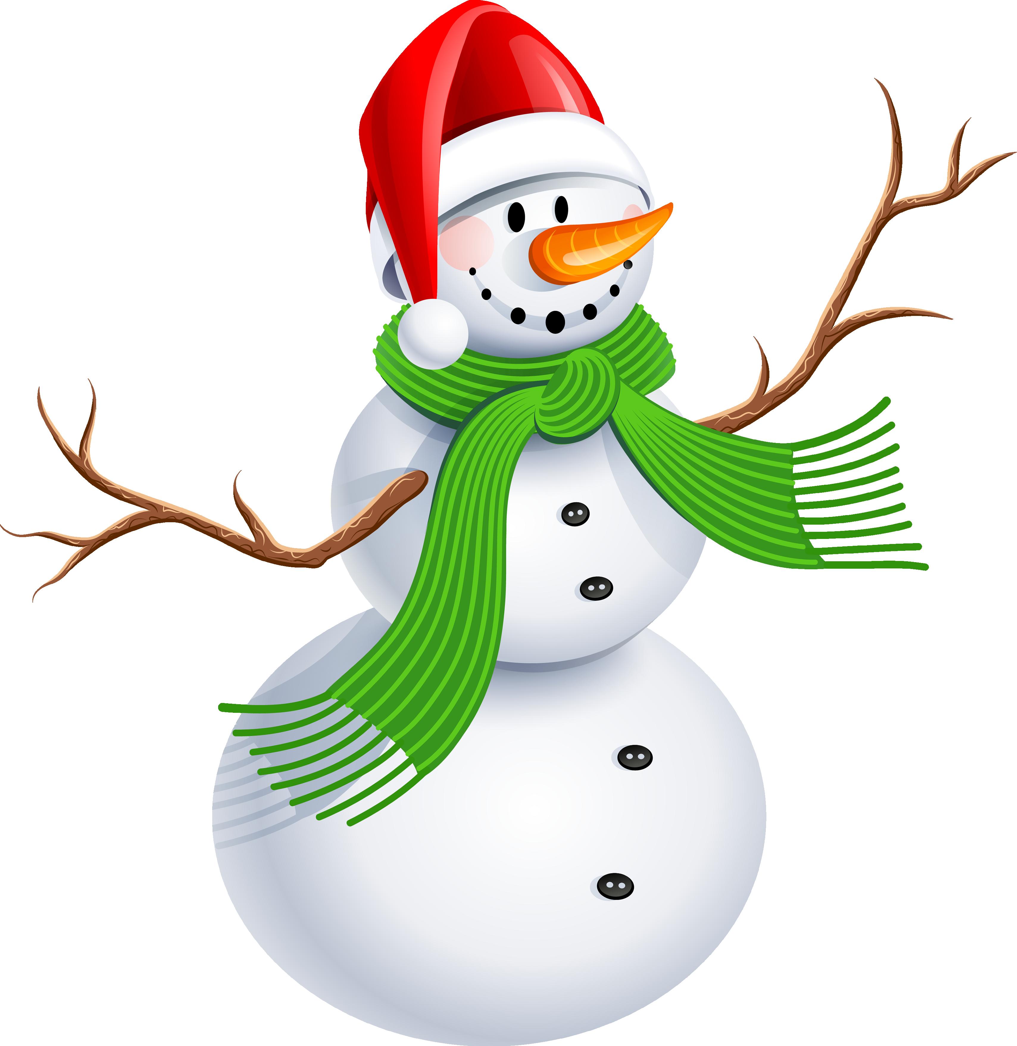 Snowman Clipart Png.