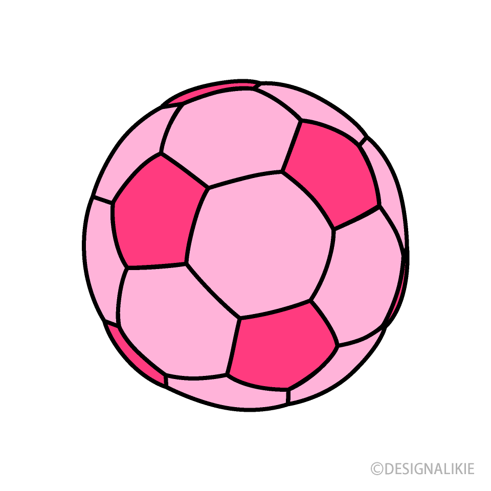 Free Cute Soccer Ball Clipart Image|Illustoon.