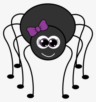 Cute Spider PNG, Free HD Cute Spider Transparent Image.
