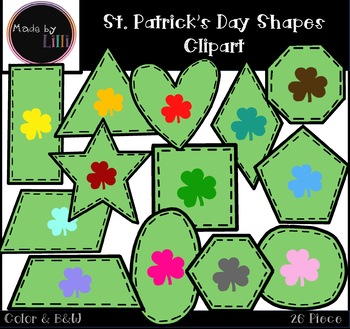 Shapes Clipart.