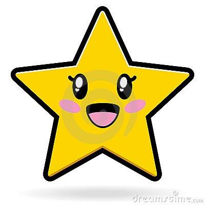 Cute star clipart » Clipart Portal.