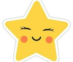 Cute stars clipart 6 » Clipart Station.