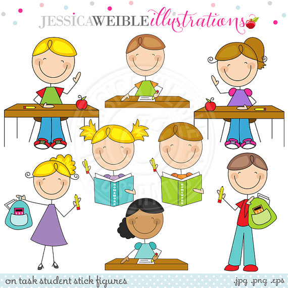 cute student clipart clipground
