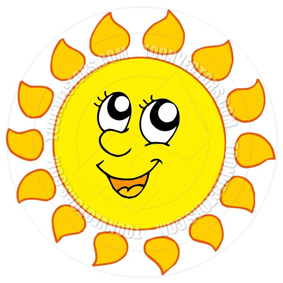 88+ Cute Sun Clipart.