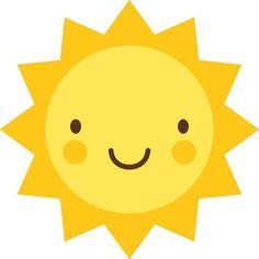 Cute sun clipart 2 » Clipart Station.