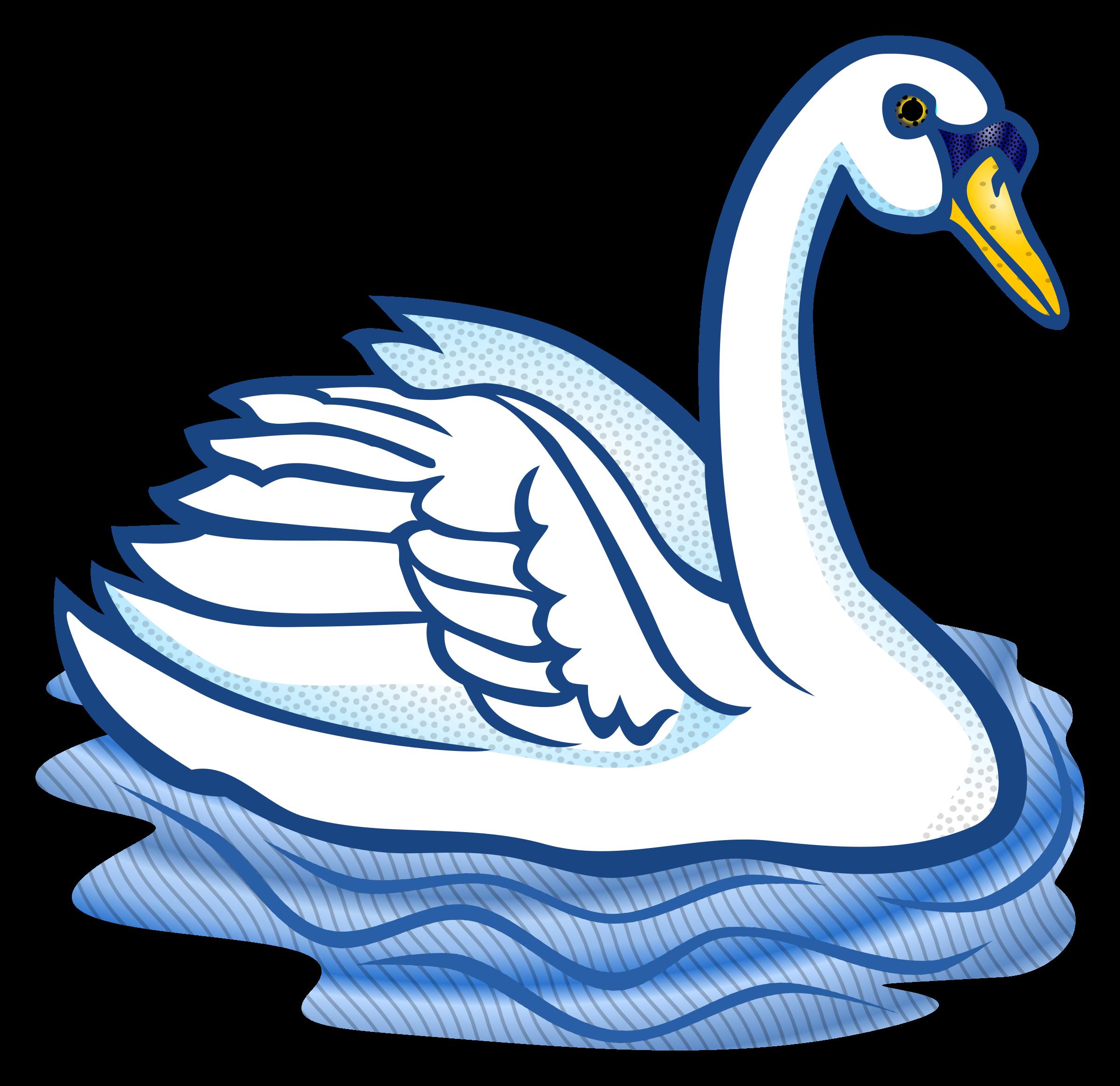 Swan Clipart.