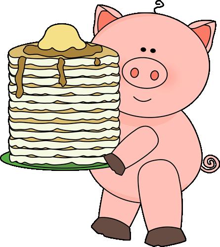 Pig Clip Art.