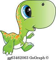 Tyrannosaurus Rex Clip Art.