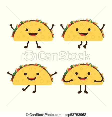 Cute tacos clipart » Clipart Portal.