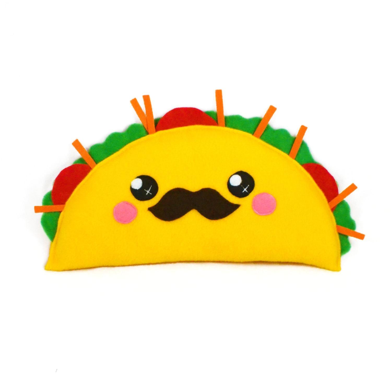Cute taco clipart 2 » Clipart Station.