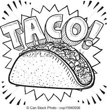 taco clipart.