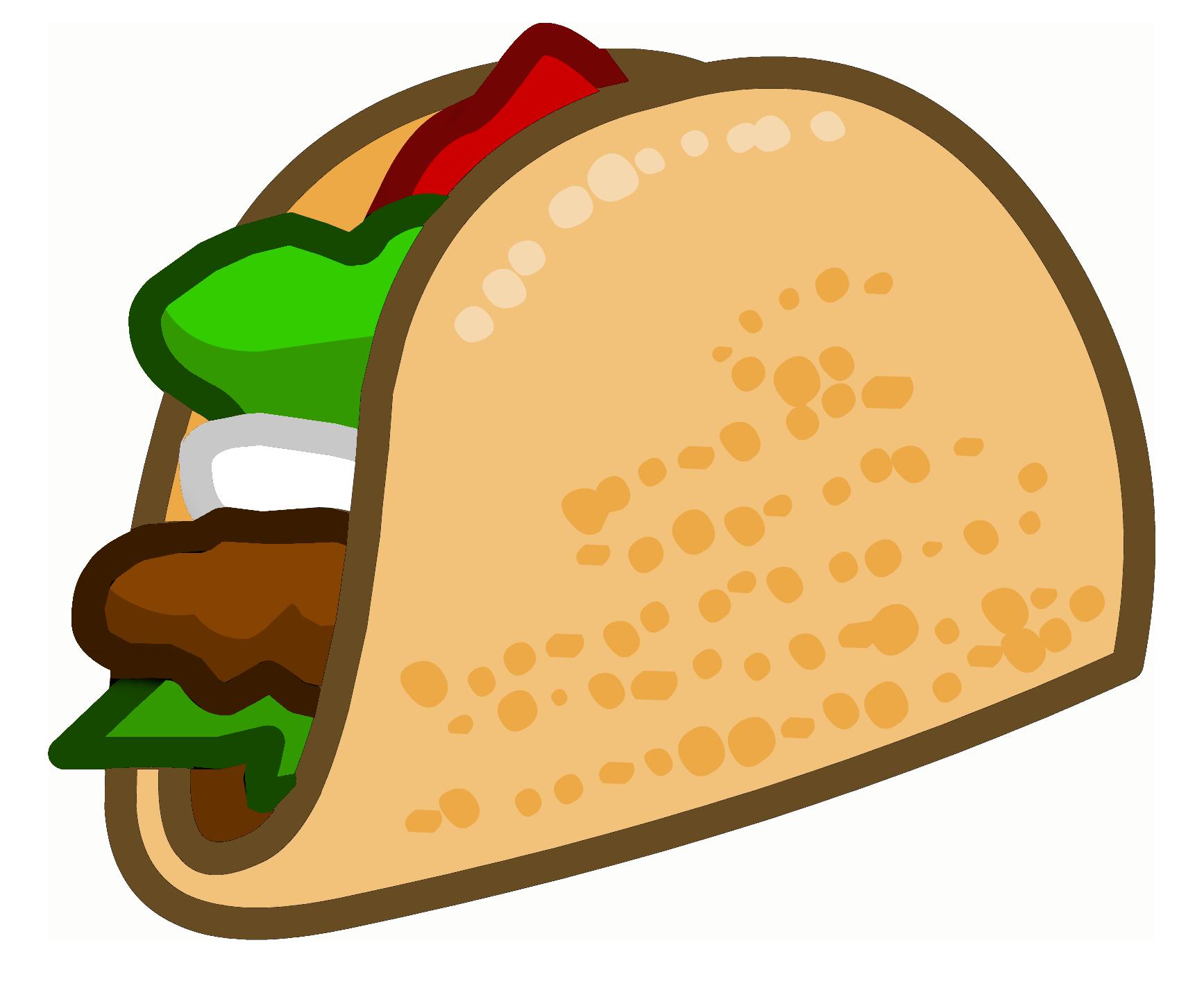 Vector and Taco Dinner Clipart 9615 Favorite ClipartFan.com.