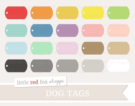 Cute Tags: Cute Tags Clipart