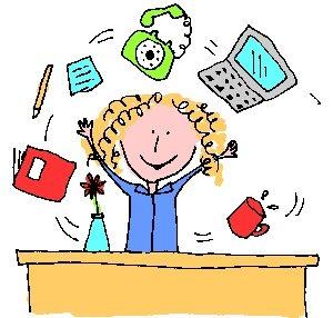 Teacher Assistant Clipart.