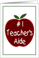 Teacher Assistant Clipart.