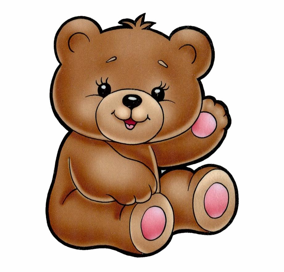 Teddy Bear Clip Art Cartoon Filii Clipart Obrzky Pinterest.