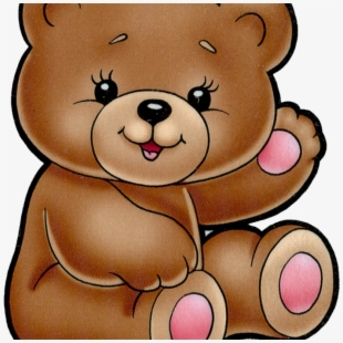 Teddy Bear Clip Art Cartoon Filii Clipart Obrzky Pinterest.