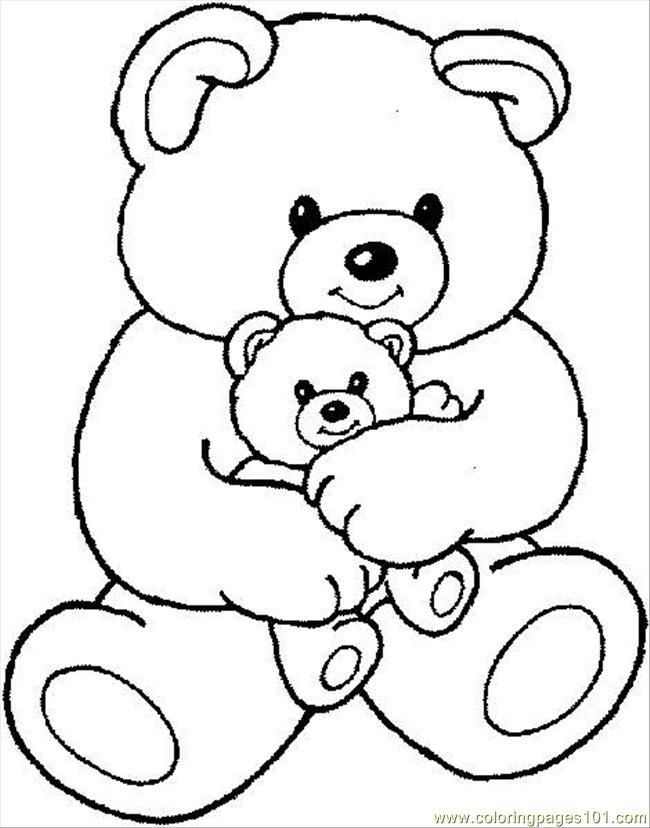 Collection of Teddy bear clipart.