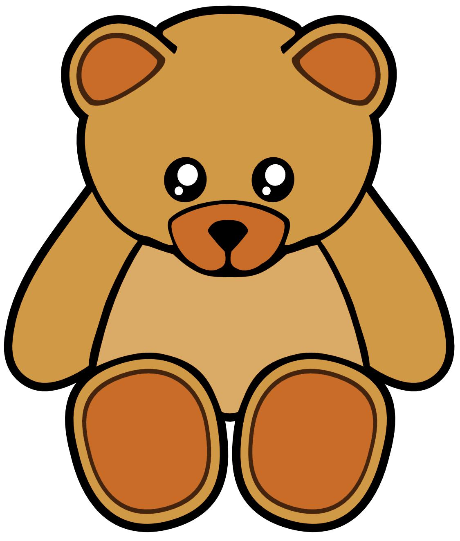 Best Teddy Bear Clipart #24648.