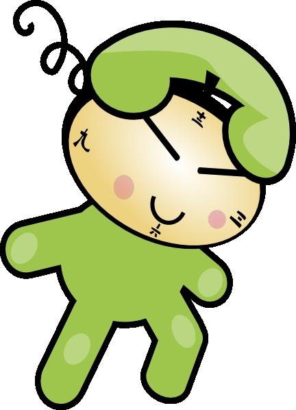 Phone Clock Character Clip Art at Clker.com.