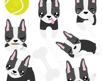 Terrier clip art.
