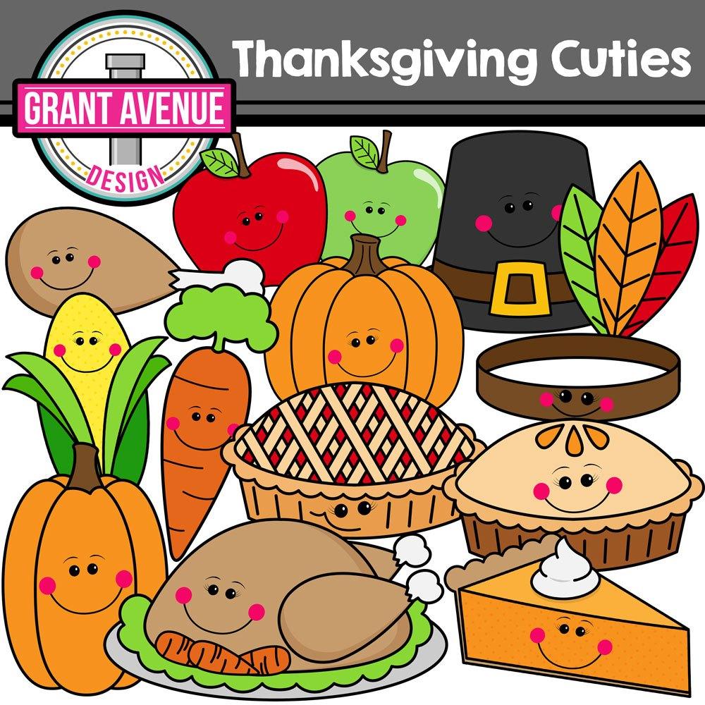 Cute thanksgiving clipart 7 » Clipart Portal.