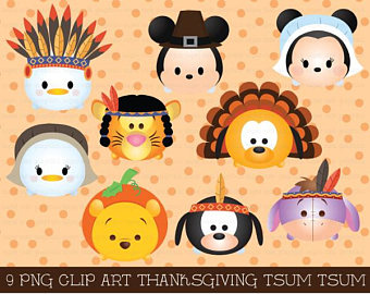 21+ Best Thanksgiving Cute Clipart.
