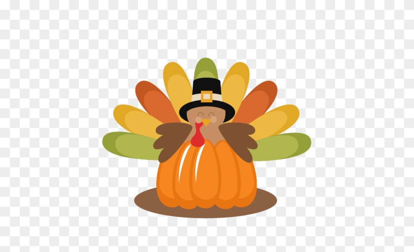 Cute Thanksgiving Clipart Turkey & Free Clip Art Images #29047.