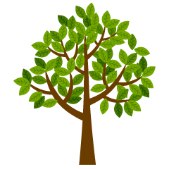 Free tree Cliparts & Pictures|Illustoon.