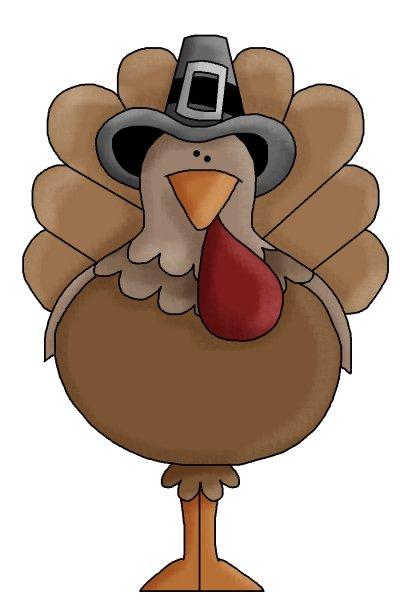 Cute turkey clipart tumundografico 2.