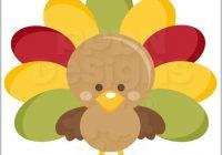 Cute Turkey Clipart Free & Clip Art Images #28838.