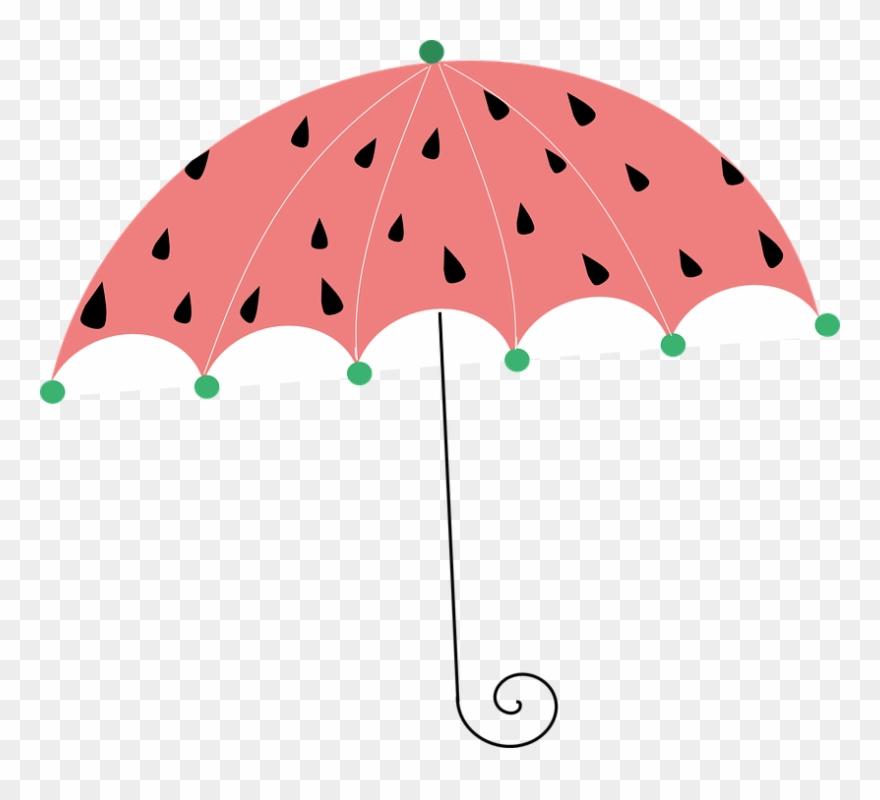 Umbrella Cute Clipart (#1564484).