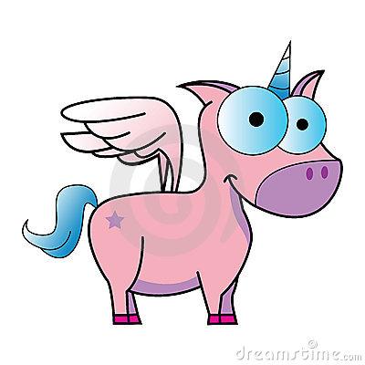 Cute Unicorn Clipart.