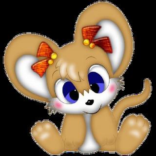 Cute Cartoon Animal Clip Art.