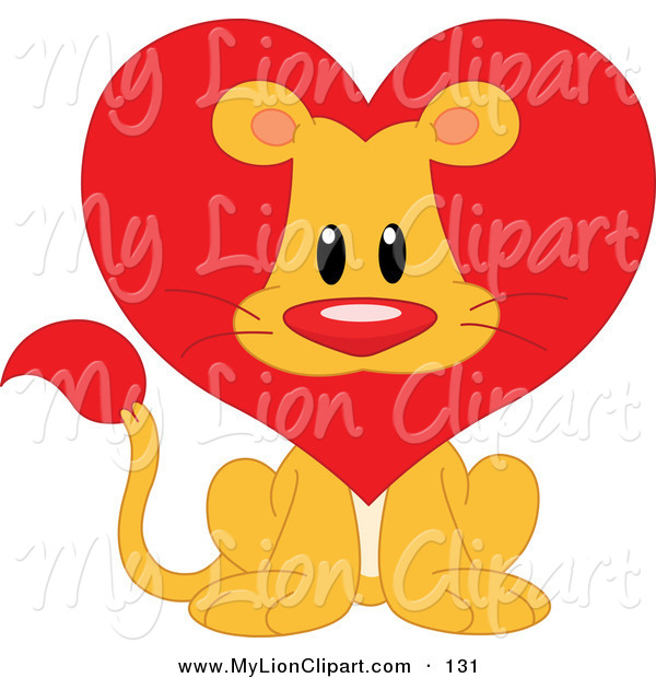 Royalty Free Stock Lion Designs of Cute Animals.